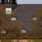 Kirche Crottendorf Naturschieferdeckung